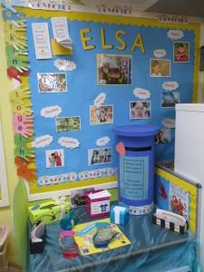 ELSA corner